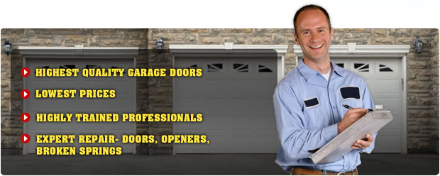 Walnut Grove Garage Door Repair